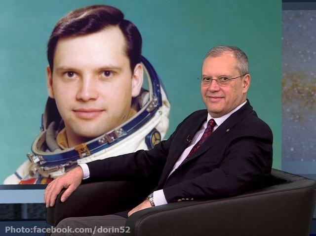 2019年8月5日:罗马尼亚宇航员杜米特利乌·普鲁纳利乌(dumitru prunariu)