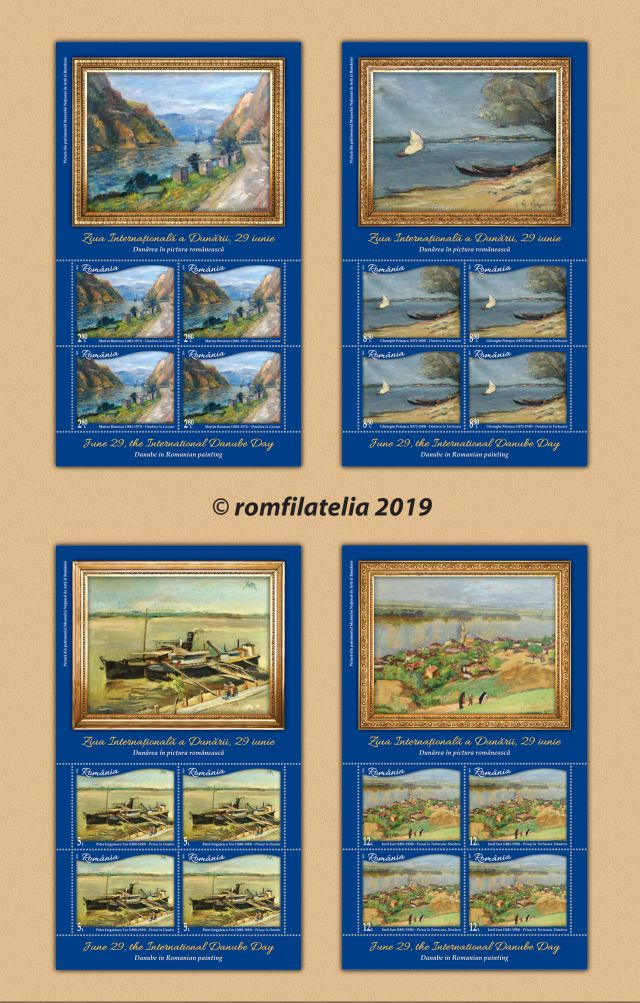 le-danube-dans-la-peinture-roumaine---une-nouvelle-collection-de-timbres
