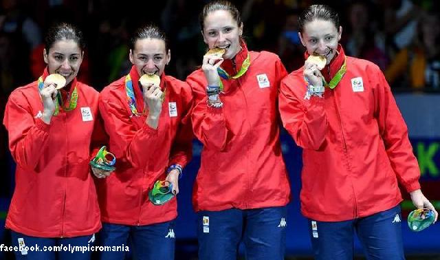 Медальні підсумки Румунії на Олімпіаді-2016