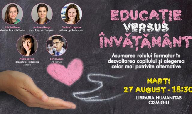 educatie-vs-invatamant-