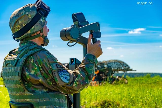 Багатонаціональні військові навчання НАТО в Румунії