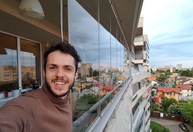 Фабио Герхольд из Австрии