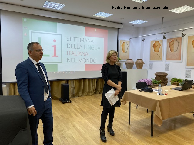 settimana lingua italiana: l'italiano sul palcoscenico anche a bucarest