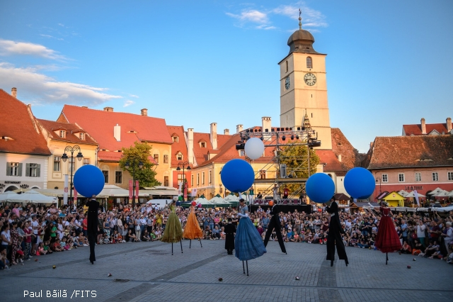 Закончился Международный театральный фестиваль в Сибиу 2019