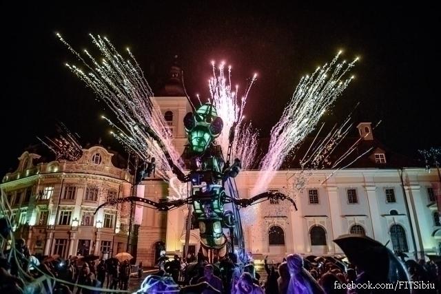 اختتام المهرجان الدولي للمسرح في سيبيو