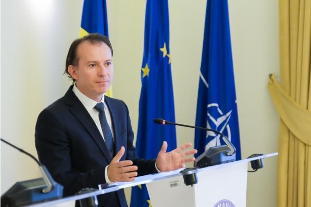 Споры касательно финансов Румынии