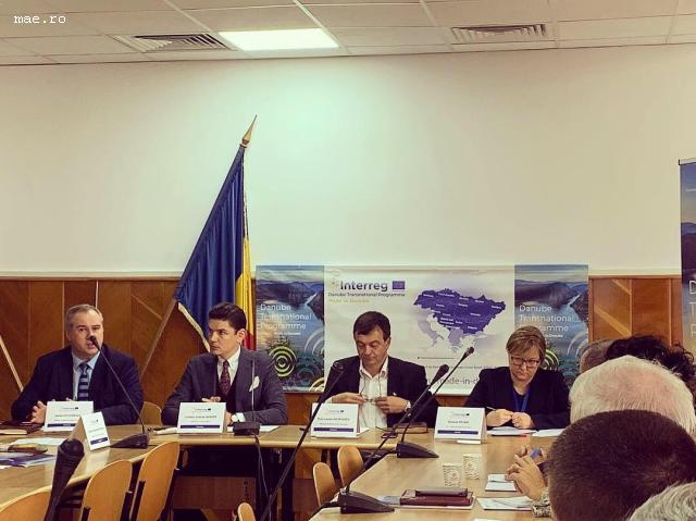 رومانيا تتولى رئاسة استراتيجية الاتحاد الأوروبي لمنطقة الدانوب