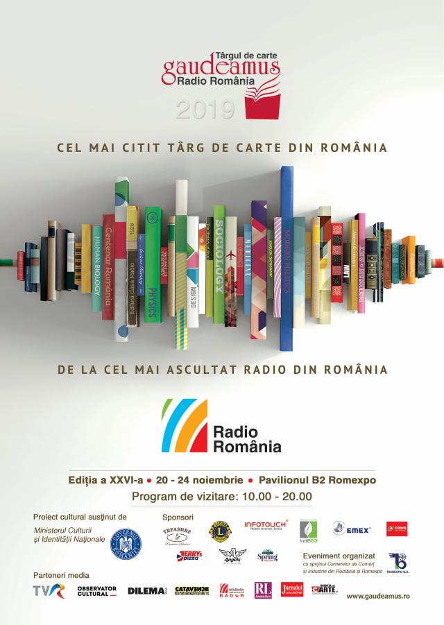 sajam knjiga gaudeamus radio rumunija