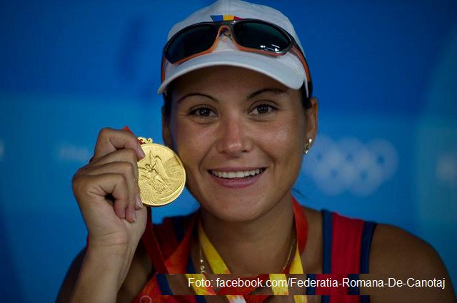 Румыния на Олимпийских играх – гребчиха Джорджета Дамиан Андрунаке