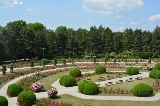Яський ботанічний сад