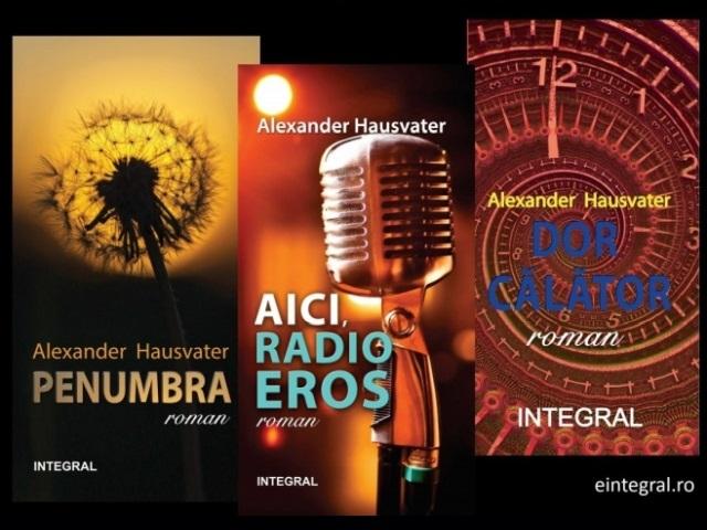 Александр Хаусватер, три книги, написані під час пандемії