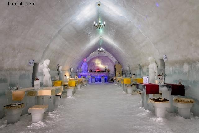 l'albergo di ghiaccio compie 14 anni