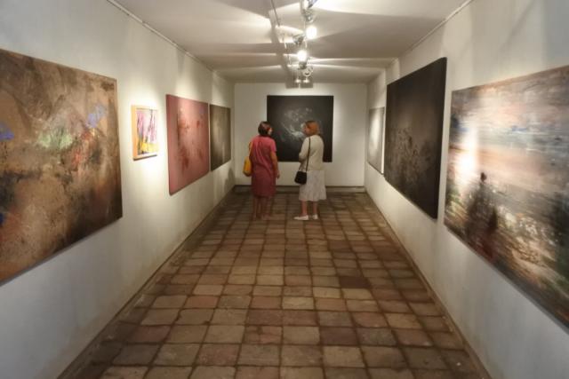 """""""il sole nero di roşia montană"""", in mostra a venezia"""
