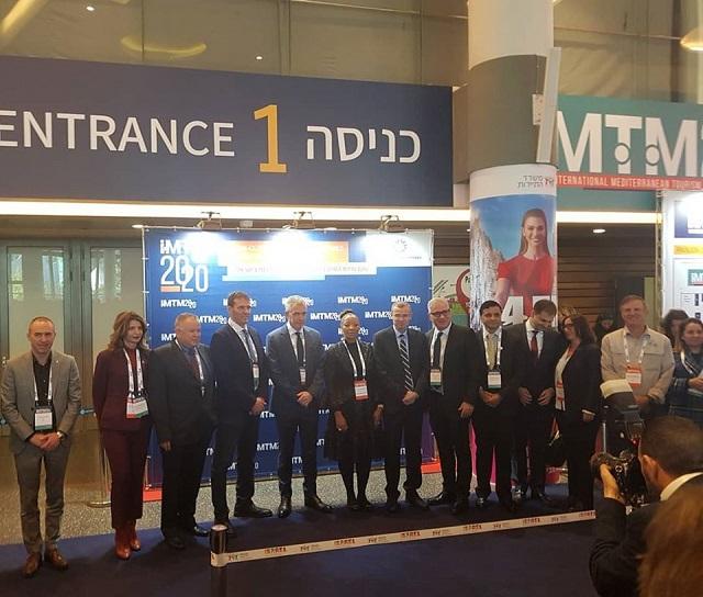 רומניה ביריד התיירות הבינלאומי בתל אביב