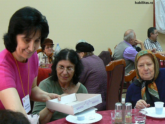 Кто работает в Румынии в сфере ухода за престарелыми лицами