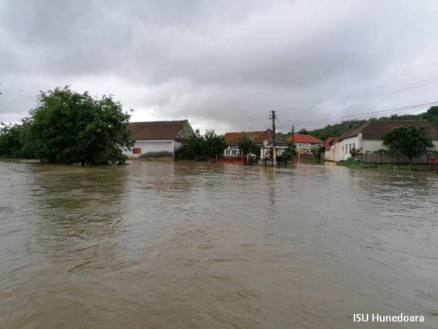 efectele inundațiilor