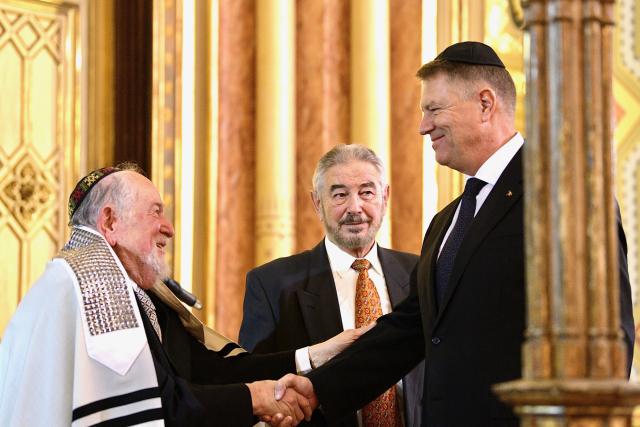 רומניה - ישראל: אירועים ויחסים בילטראליים 29.12.2019