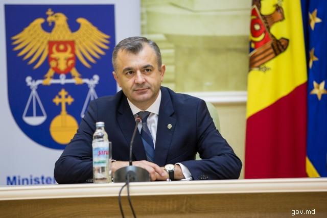 استقالة حكومة جمهورية مولدوفا