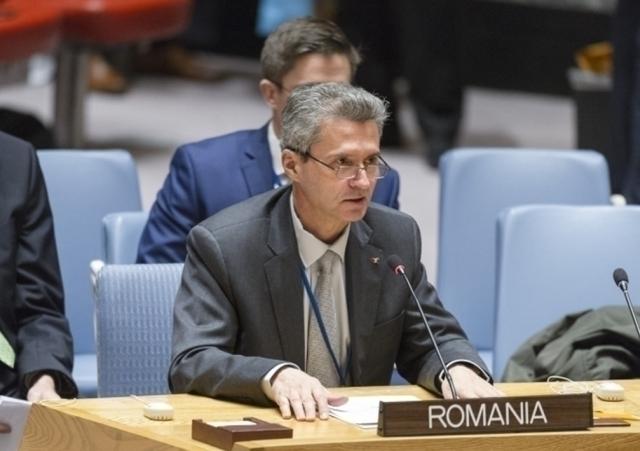 2019年1月5日:罗马尼亚争取联合国安理会职务