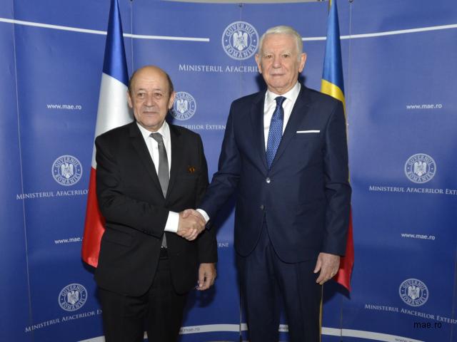 partenariato strategico romeno-francese