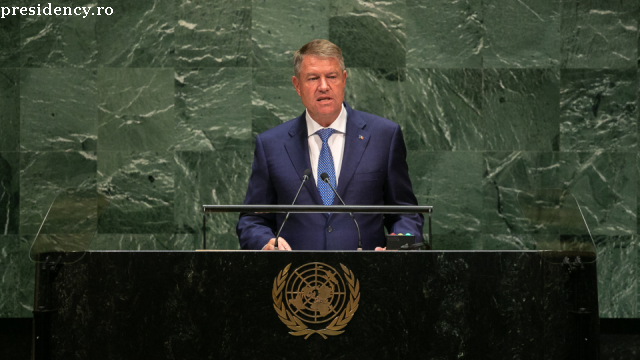 romanias-president-delivered-speech-at-the-un-general-assembly