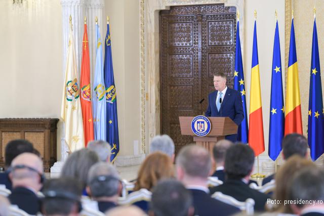 Координаты внешней политики Румынии