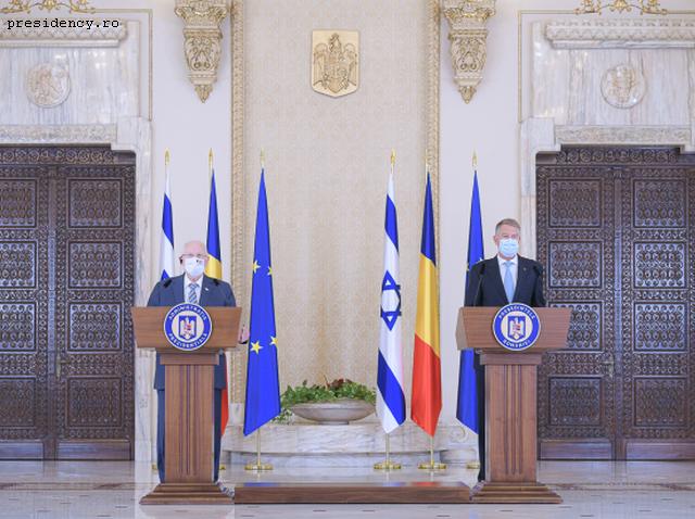 רומניה - ישראל: אירועים ויחסים דו-צדדיים 13.06.2021