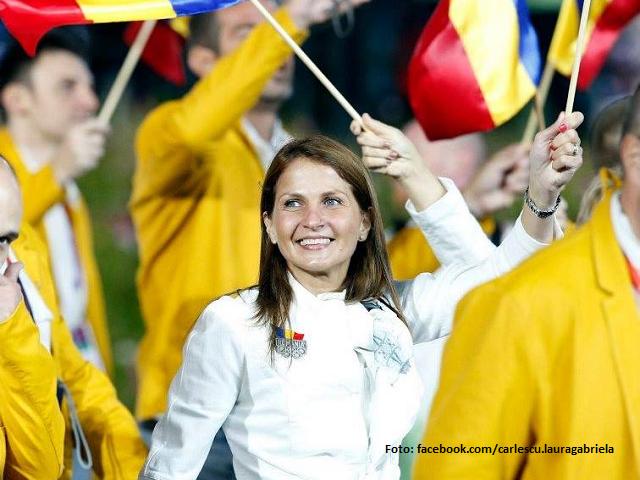 Юбилей олимпийской чемпионки Лауры Бадя