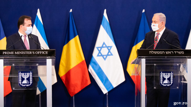 les-relations-roumano-israeliennes-