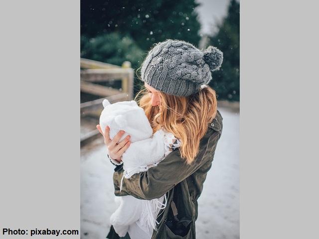 Мамы-подростки в Румынии