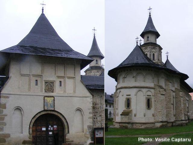 Путна - перший монастир Штефана Великого