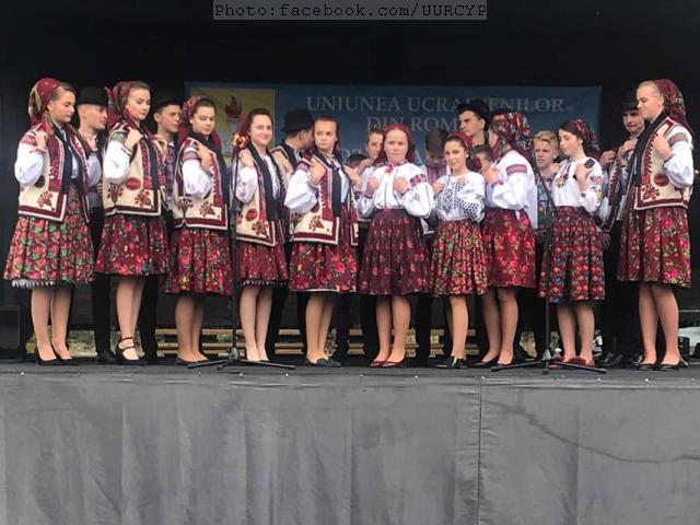 Свято української весільної пісні у Вишавській Долині