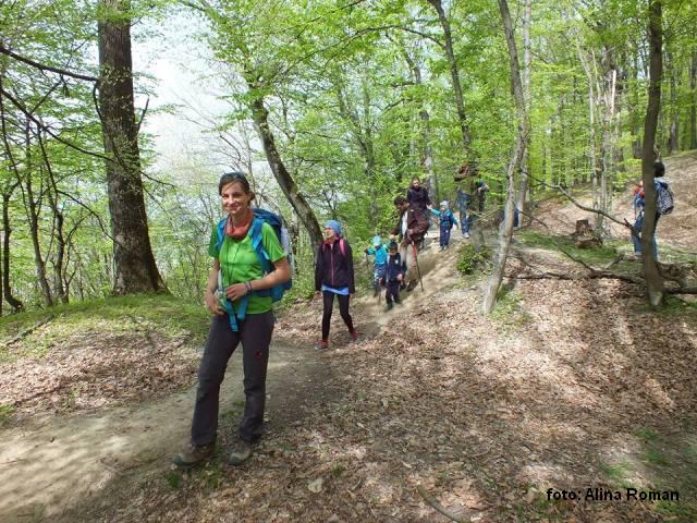 Румыны увлекаются горными путешествиями