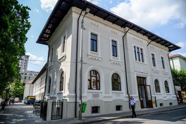 המועצה המחוזית יאשי תחנוך את מוזאון התיאטרון היהודי ומוזאון הפוגרום
