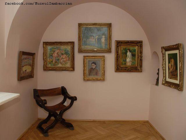 Музей Замбакчиана в Бухаресте