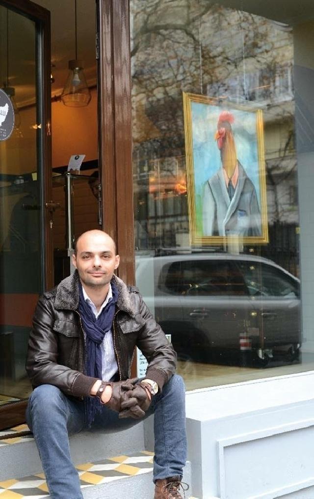 نيكولاس فيرنيري من فرنسا