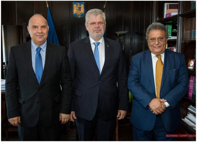 لقاء بين إذاعة رومانيا وإذاعة لبنان