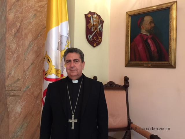 pasqua: il nunzio apostolico a bucarest, universalità compassione e preghiera, risposta a pandemia