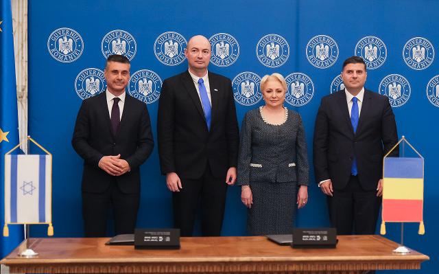 רומניה - ישראל: אירועים ויחסים בילטראליים 09.06.2019