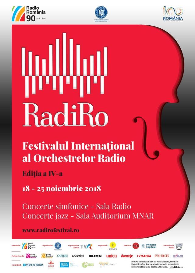 从罗马尼亚广播电台建立90周年到 radiro 2018年