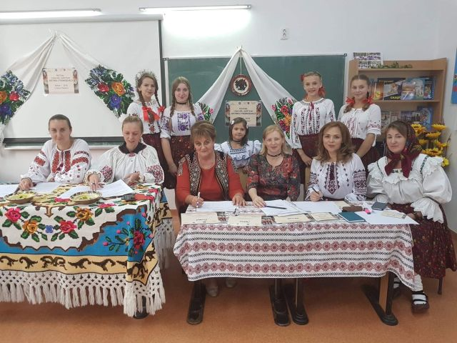 Фестиваль-конкурс Прадідівський скарб