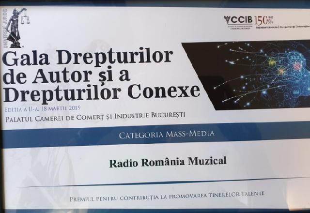radio-romania-muzical-premiat-la-gala-drepturilor-de-autor-si-a-drepturilor-conexe