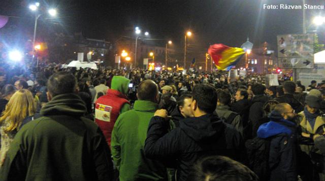 proteste-impotriva-clasei-politice-din-romania-
