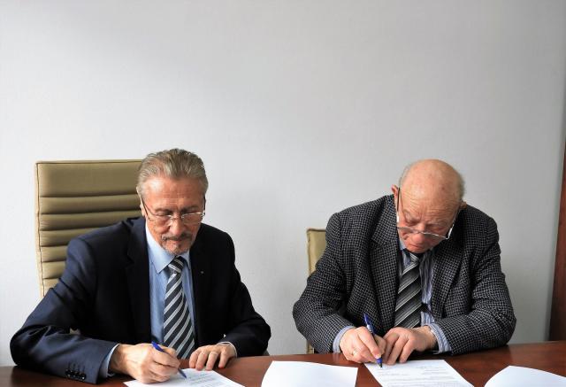 הסכם לשיתוף פעולה בין המכון לתרבות הלבנט לפדרציה של הקהילות היהודיות ברומניה