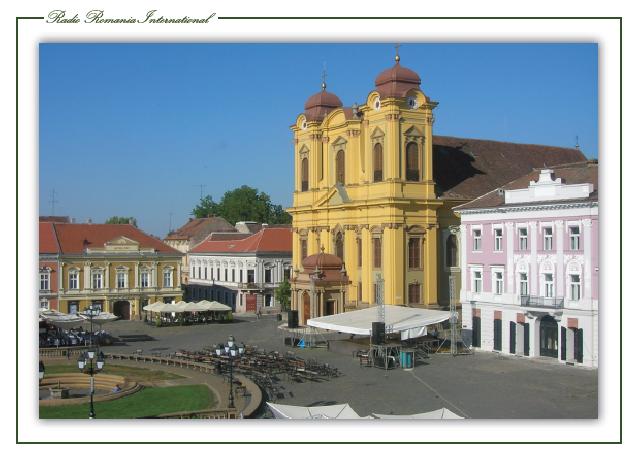 qsl août 2016 - la cathédrale romano-catholique de timisoara