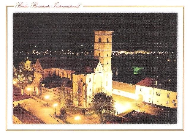 qsl mai 2018 - catedrala romano-catolică din alba iulia