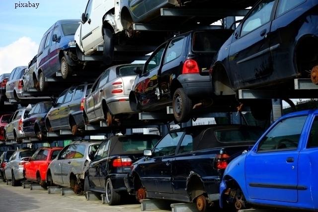 Програма утилізації старих автомобілів