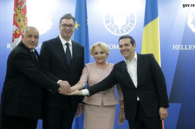 romania-bulgaria-greece-serbia-meeting