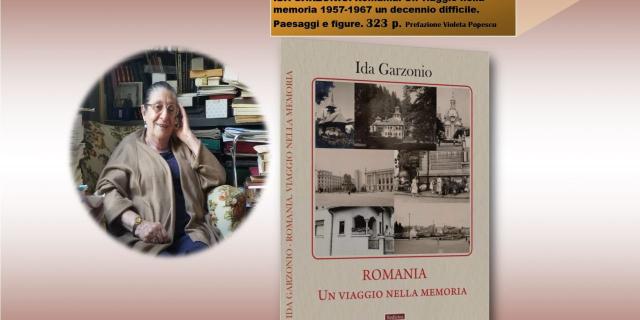 romania. un viaggio nella memoria, il volume di ida garzonio in uscita presso rediviva edizioni
