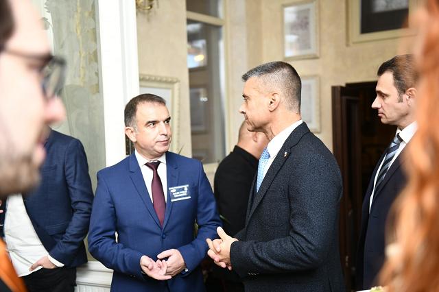 רומניה - ישראל: אירועים ויחסים בילטראליים 01.12.2019